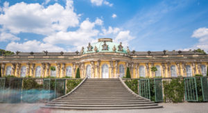 Stadtführung Potsdam - Schloß Sanssouci